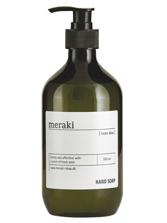 Meraki - Håndsæbe - Linen Dew