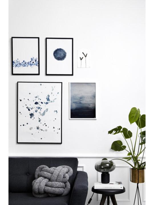 Brug kunstprint eller plakater i din indretning – wasps living