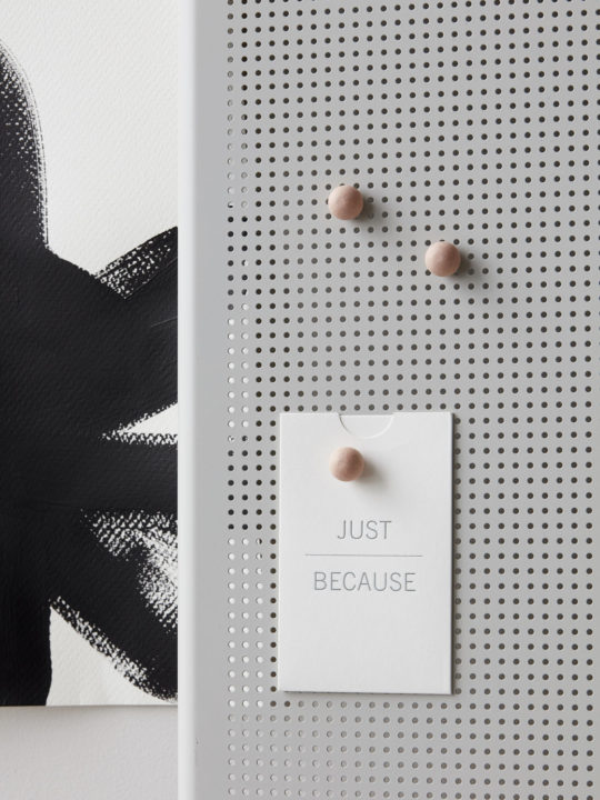 Monograph - Wood Rosa - magneter