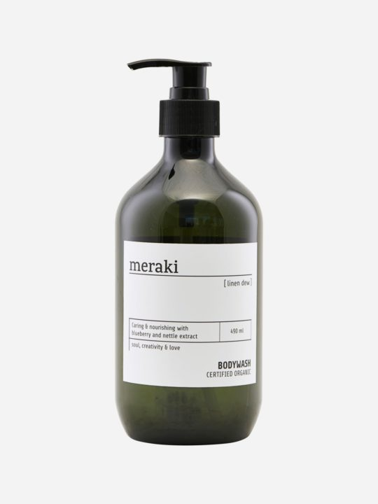 Meraki - Body wash - Linen Dew 500 ml.