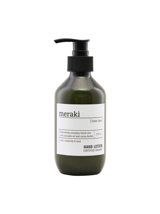 Meraki - Håndlotion - Linen Dew - 500 ml.