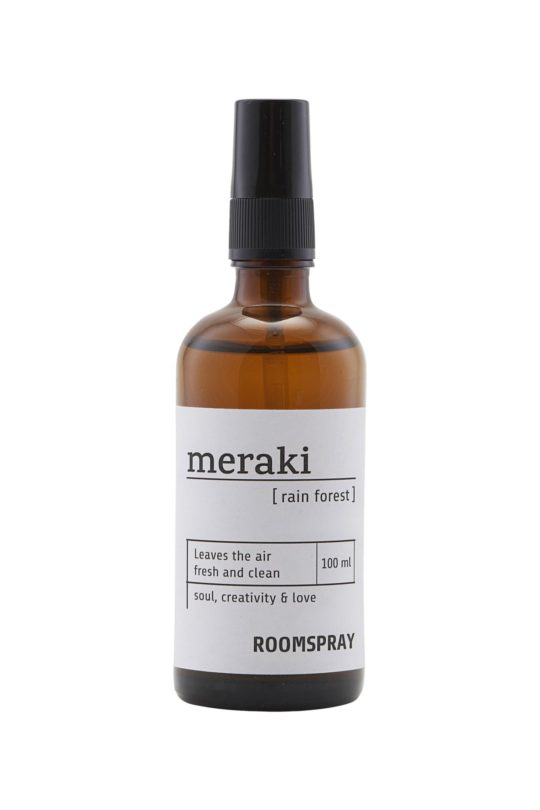Meraki - Roomspray - Rainforest - 100 ml.