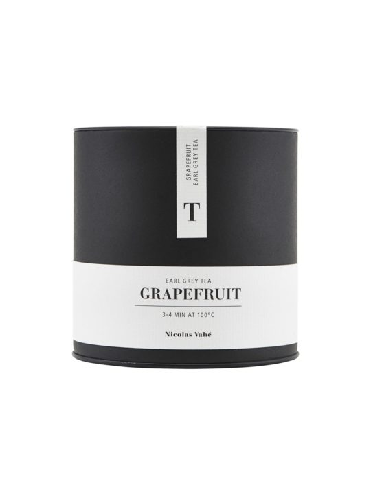 Nicolas Vahé - Earl Grey Tea - Grapefruit 100 gr.