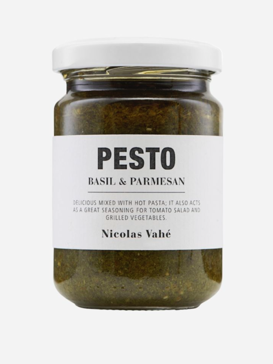 Nicolas Vahé - Pesto - Basilikum & Parmesan - 135 gr.