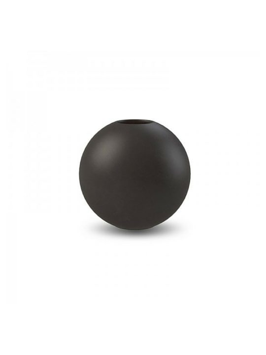 Cooee Design Ball Vase Sort Ø10 cm