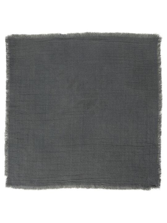 Ib Laursen - Mundserviet - Mørk grå
