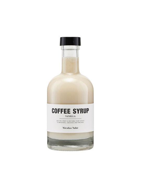 Nicolas Vahé - Kaffesirup - Vanilje