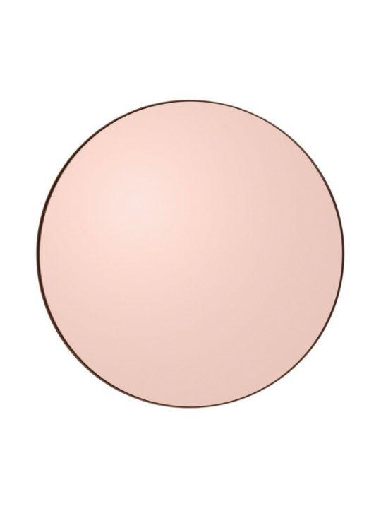 AYTM Circum spejl Ø90 rosa