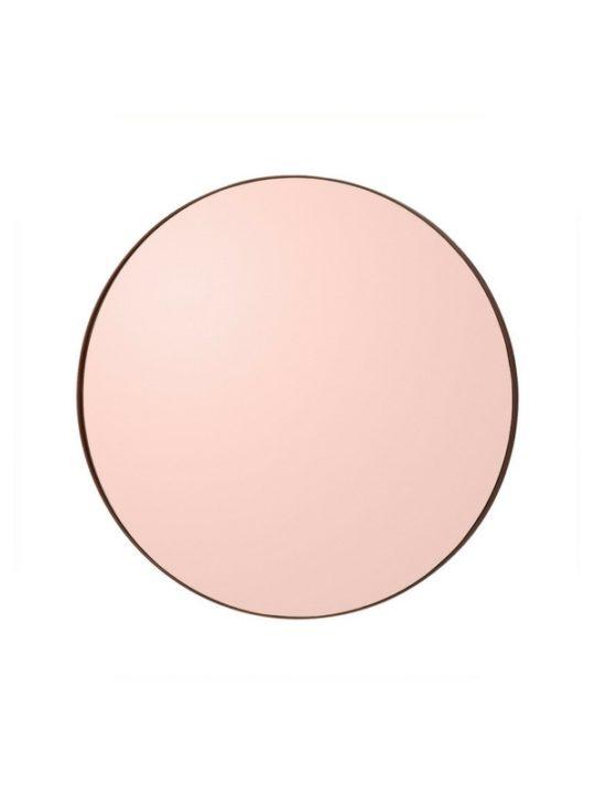 AYTM Circum spejl Ø70 rosa
