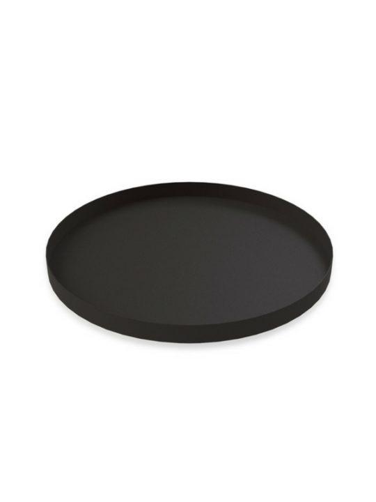 Cooee Design Bakke Sort - Rund - Ø30 cm