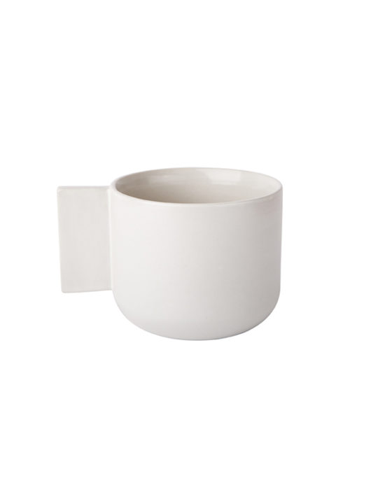 ZAKKIA Tab Mug - hvid