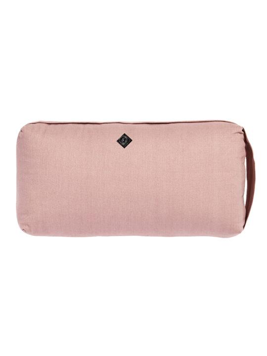 Nordal - Yoga meditations-pude - 40x20x8 cm - rosa