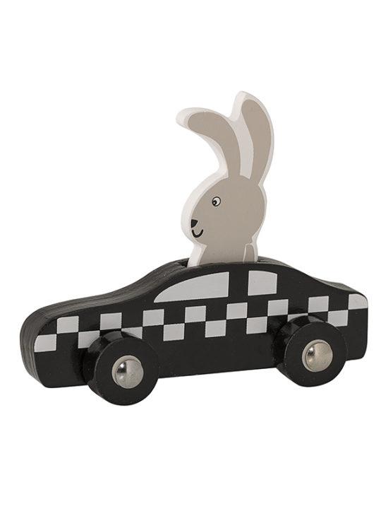 Bloomingville Mini - legetøjsbil med kanin