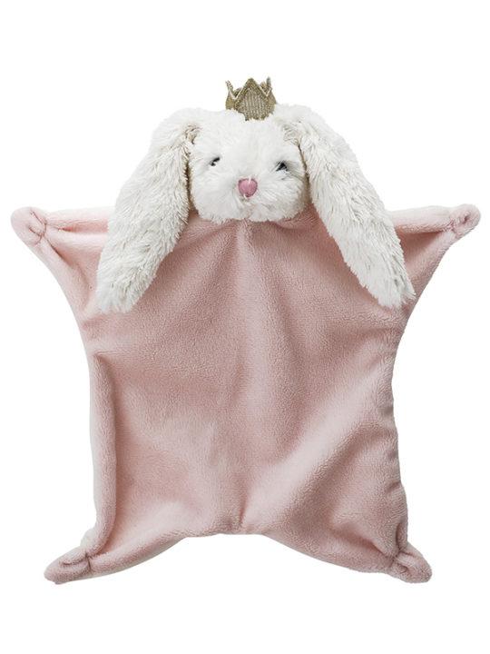 Bloomingville Mini - Nusseklud - Prinsesse-kanin - lyserød