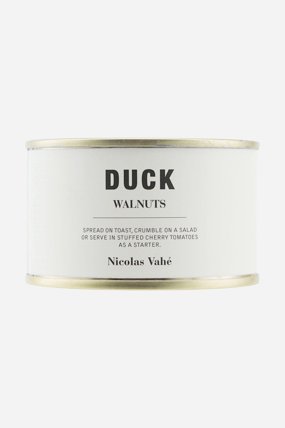 Nicolas Vahé - Andepaté med valnødder