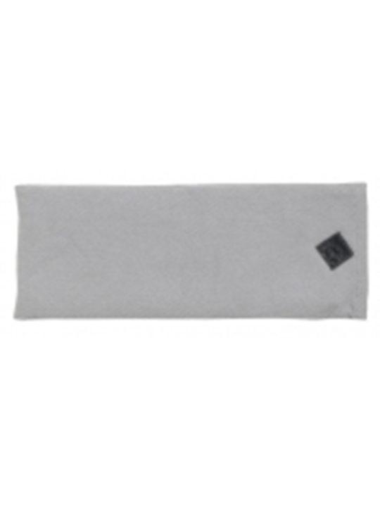 Nordal Yoga øjenpude 10x25 cm - grå