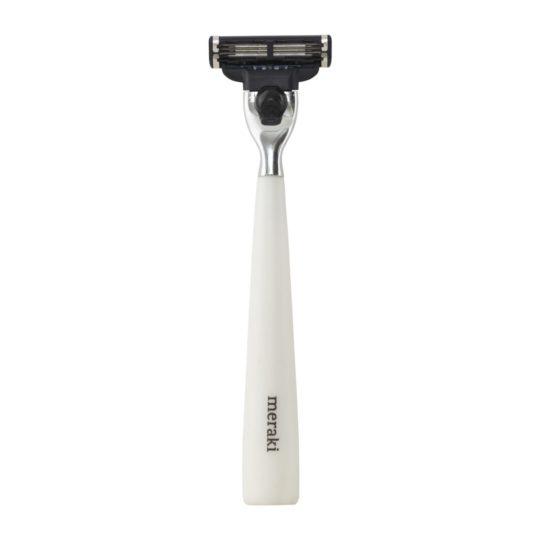 Meraki - Barberskraber - Unisex - 3 stk. barberhoveder
