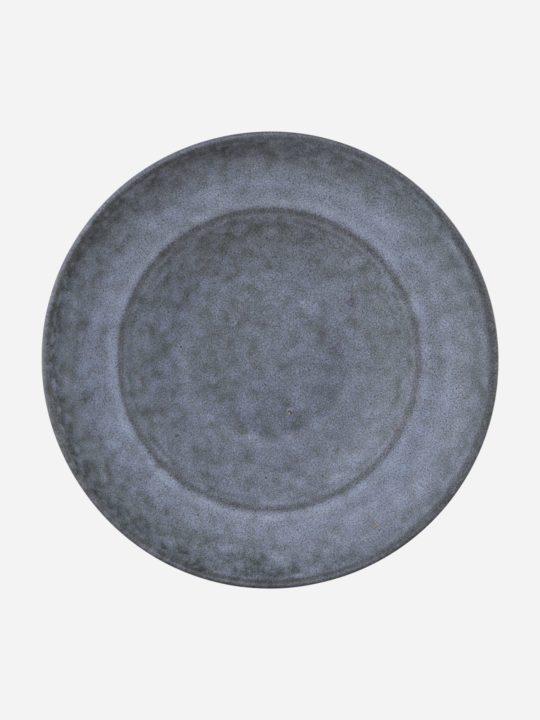 House Doctor - Grey Stone - Pastatallerken - 28 cm.