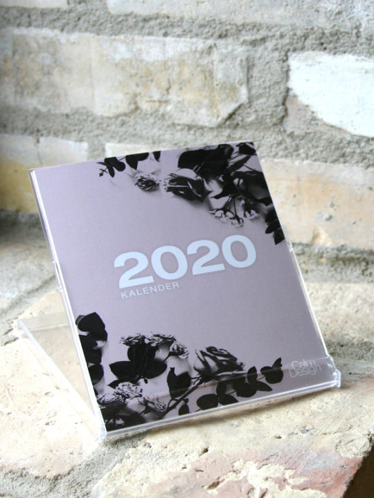Calm Design - Bordkalender for 2020