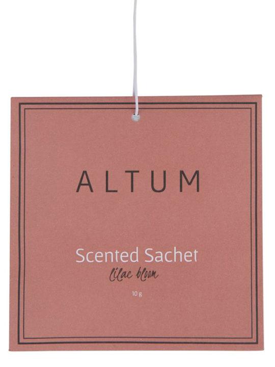 Ib Laursen - Duftpose - Syrenblomster er den sødeste lille papirspose smæk fyldt med duften af de skønneste nyudsprungne syrener.