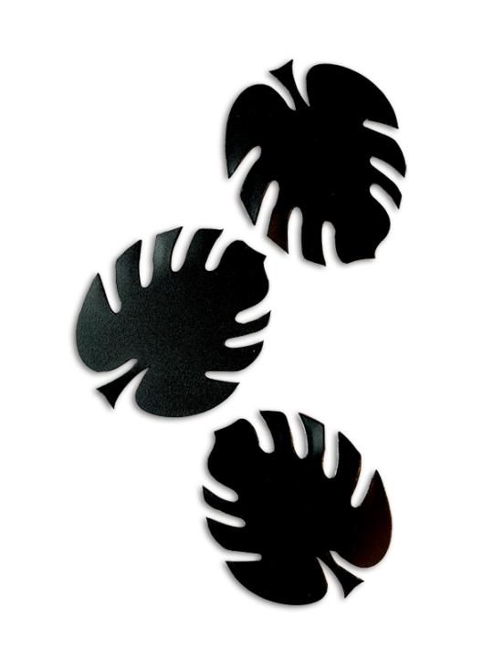 Calm Design - Palmeblade - Borddekoration