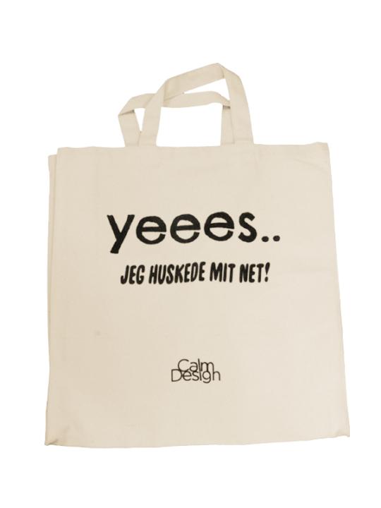 Calm Design - Mulepose - Yeees..jeg huskede mit net!