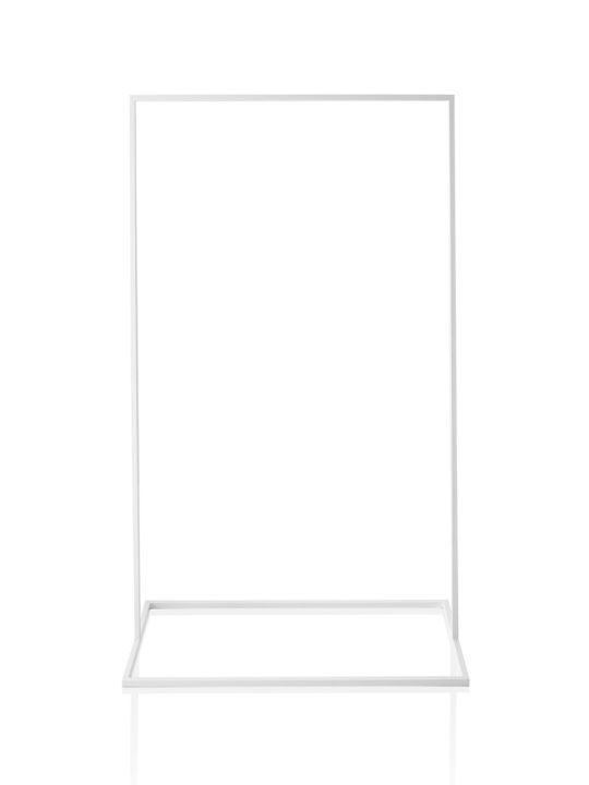 Malling Living - Garderobestativ - Hvid - Large