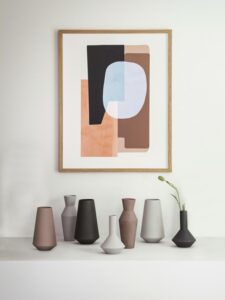 ferm LIVING sculpt vase