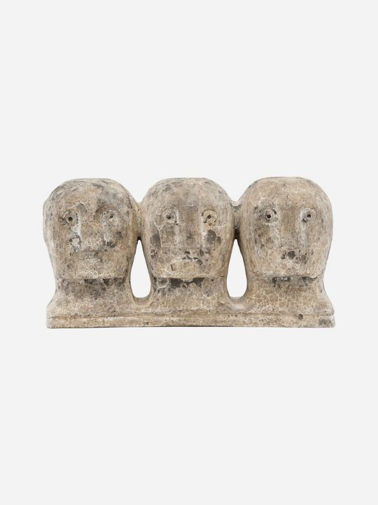 House Doctor – Ancient Heads – 28 x 14 cm
