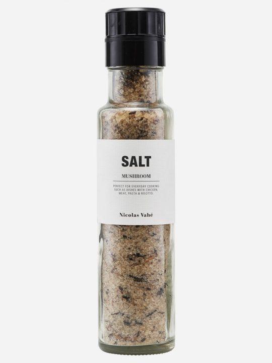 Nicolas Vahé - Salt & Mushrooms - 330 gr.