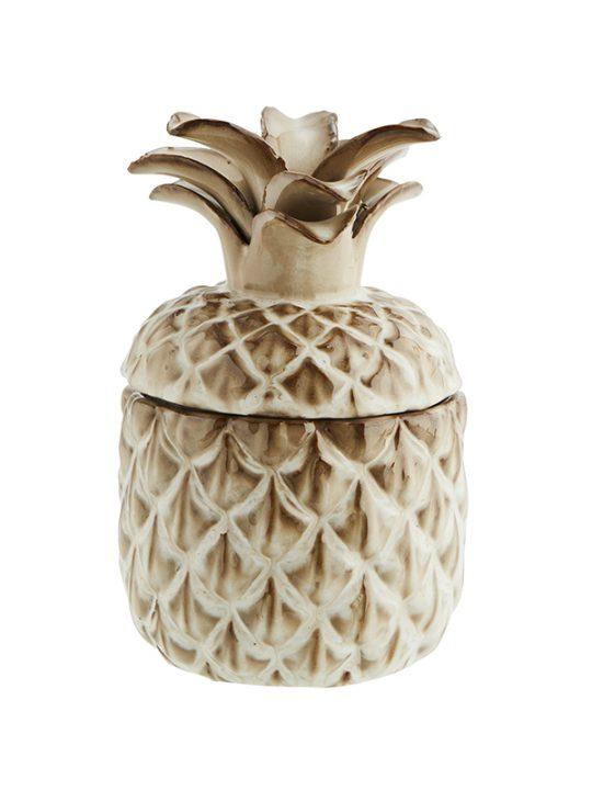Madam Stoltz – Krukke - Ananas