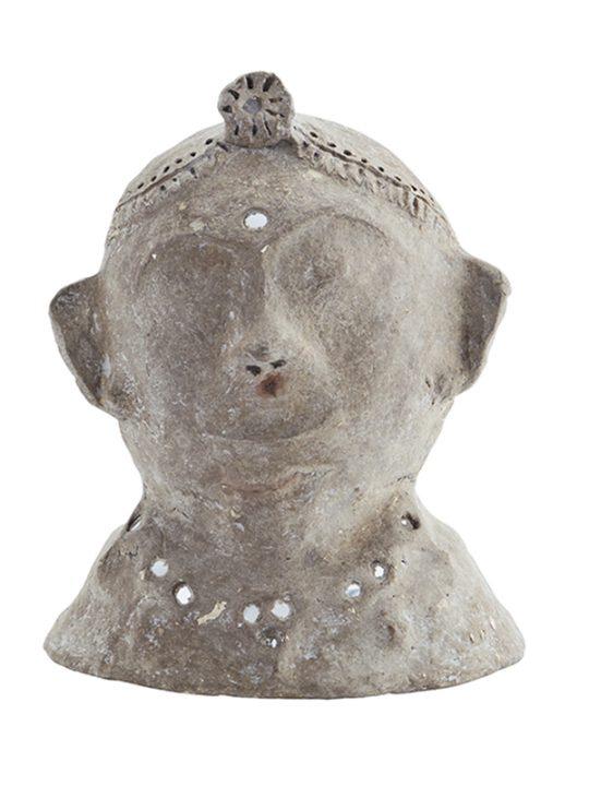 Madam Stoltz – Buste - Paper Mache - 33 cm.