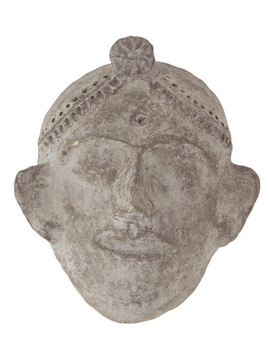 Madam Stoltz – Maske - Paper Mache - 27 cm.