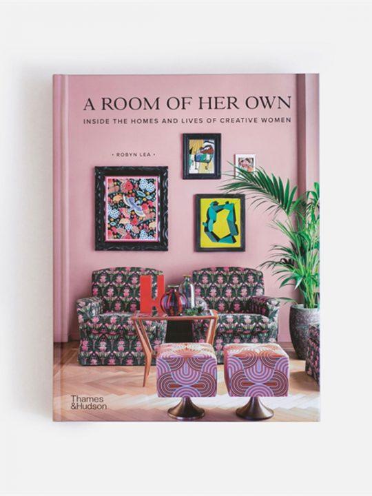 Thames & Hudson - A Room of Her Own - 240 sider