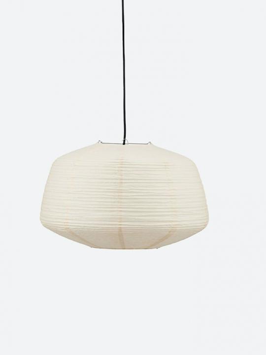 House Doctor - Lampeskærm - Bidar - Sand - 50 x 32 cm
